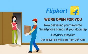 flipkart accepting phone order