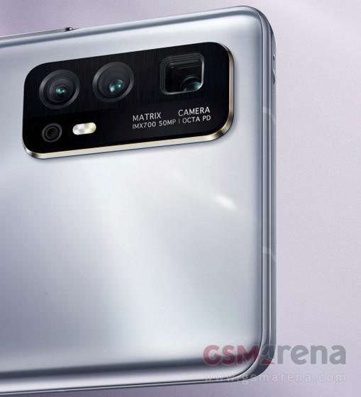 honor 30 camera
