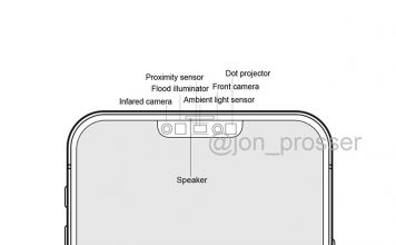 iphone 12 notch smaller leak