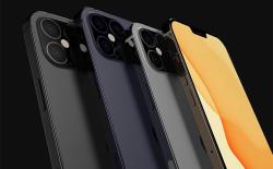 iphone 12 pro max leaked design