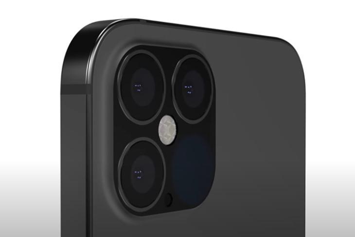 iphone12 pro max cad render