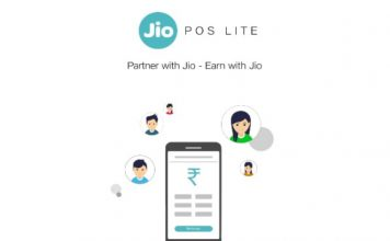jiopos lite - earn money by jio recharges