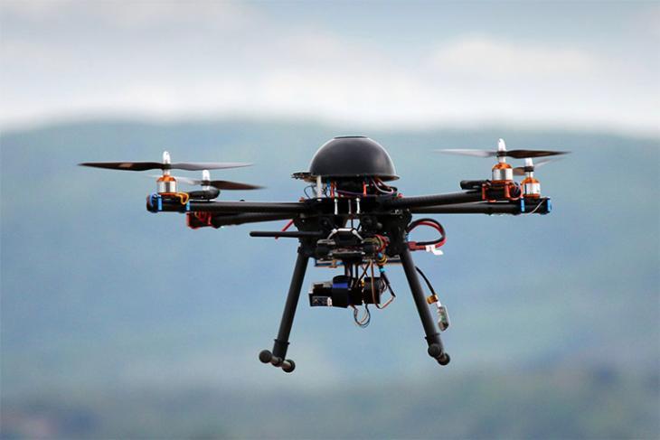 marut drones covid 19