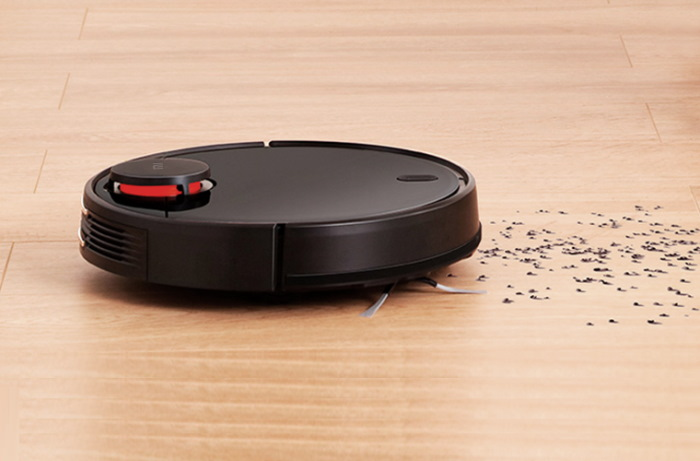mi robot vacuum cleaner india