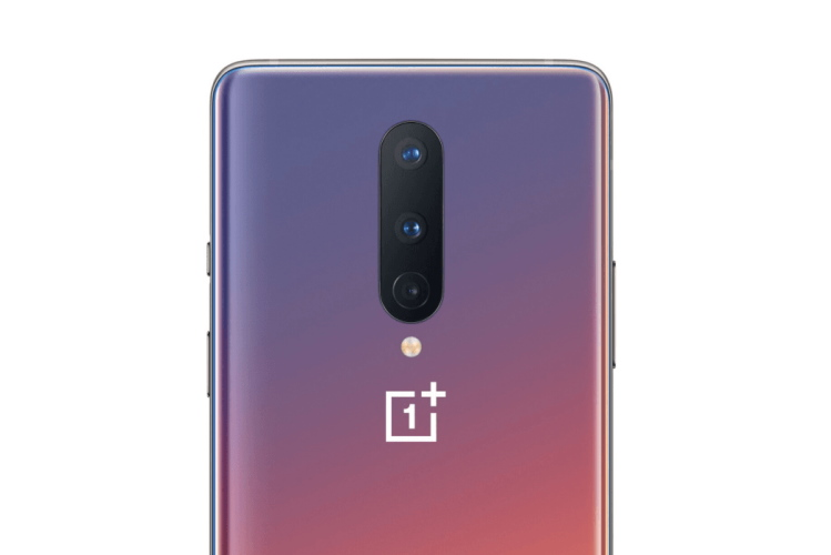 oneplus 8 triple camera array