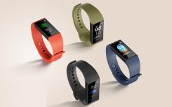 redmi band first look - redmi band launched