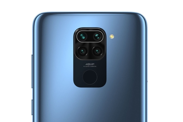 Redmi Note 9 with MediaTek Helio G85, 48MP Quad-Camera Launched