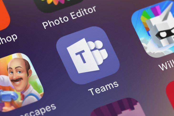 microsoft teams adds custom background