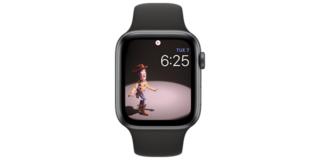 toy story apple watch face