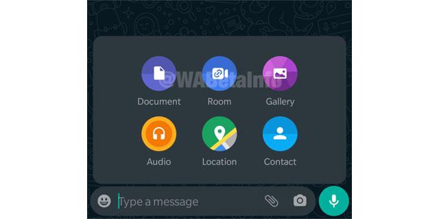 Messenger Rooms.. خاصية جديدة مع واتساب