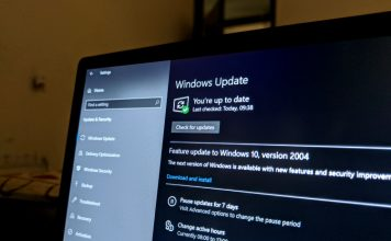 windows 10 may 2020 update - version 2004
