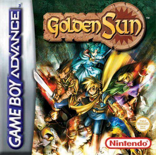 1. Golden Sun