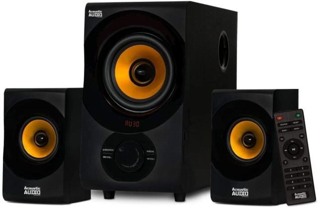 12. Goldwood Bluetooth 2.1 Speaker System