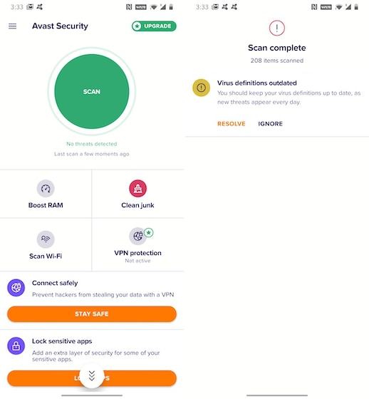 13. Avast Antivirus - Chinese apps alternatives