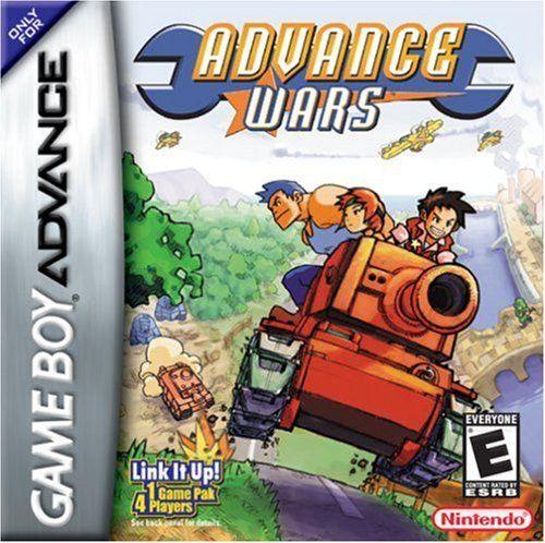 3. Advance Wars