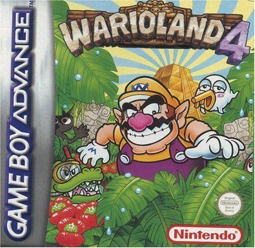 4. Wario Land 4