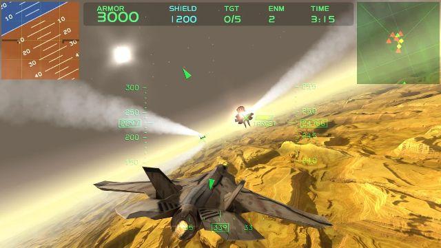5. Fractal Combat X