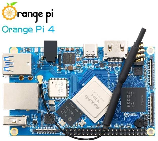 7. Orange Pi 4