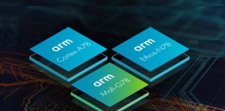 ARM Cortex-A78 and Mali-G78 GPU announced