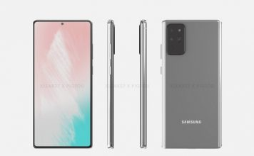 Alleged Galaxy Note 20 Renders Leaked Online