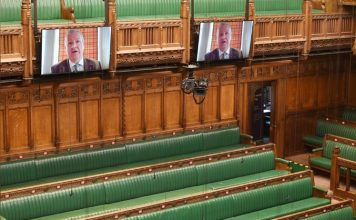 British parliament feat.