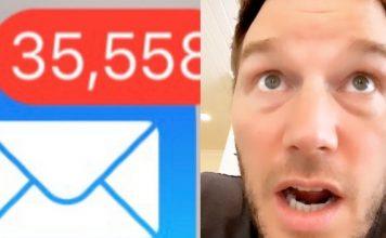 Chris pratt del emails feat.