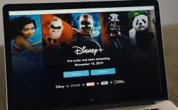 Disney+ shutterstock website