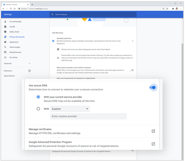 Google Chrome Getting Enhanced Security, More Intuitive Privacy Controls and More