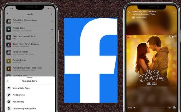 How to Add/Remove Music from Facebook Profile on iPhone and Android