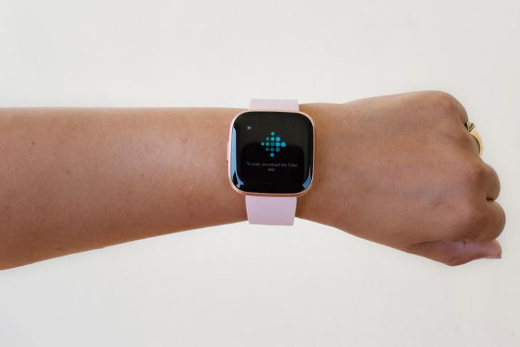 Fitbit COVID-19 study feat. 1