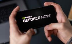 GeForce Now logo shutterstock website