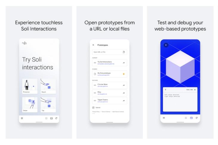 Google Launches 'Soli Sandbox' App for Pixel 4 on Play Store