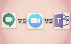 Google Meet vs Zoom vs Microsoft Teams- An In-depth Comparison