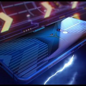Lenovo Legion gaming phone leak body 2