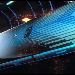 Lenovo Legion gaming phone leak body 3