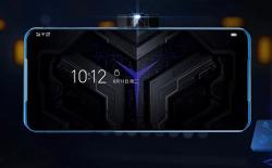 Lenovo Legion gaming phone leak website