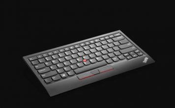 Lenovo Trackpoint II feat.