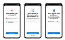 Medical ID sharing website