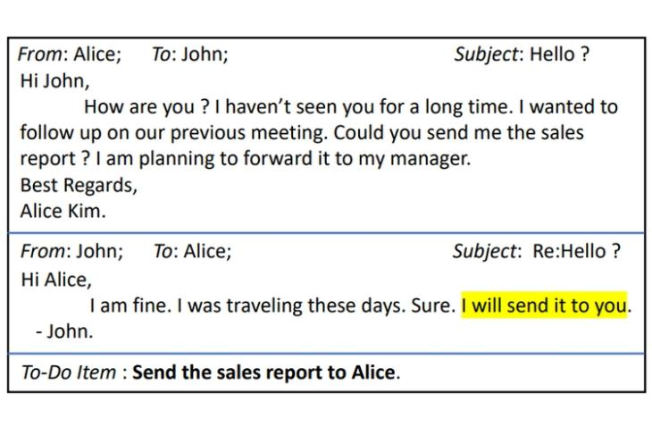 Microsoft AI Generates To-Do Lists from Emails