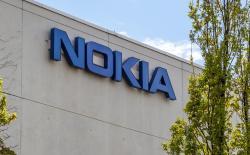 Nokia Logo shutterstock website