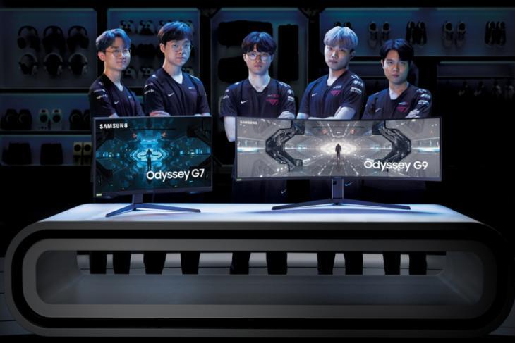 Odyssey G7 G9 T1 website