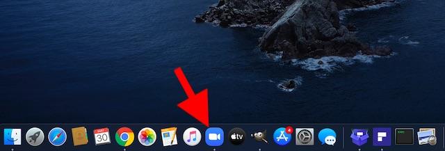 Open Zoom app on your Mac