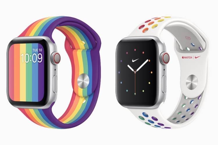 Pride Apple Watch Bands feat.
