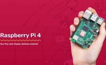 Raspberry Pi 4 Refreshed with 8GB of RAM