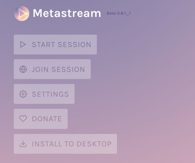 Metastream Watch Movies Together with Friends Online