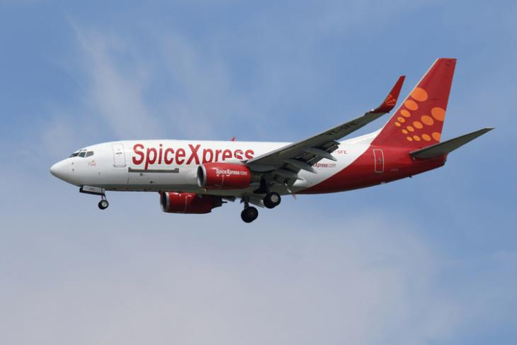 SpiceJet's Cargo Delivery Arm SpiceXpress to Start Drone Trials for Cargo Deliveries
