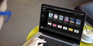 Spotify web player works with Safari