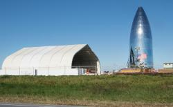 Starship Boca Chica shutterstock website
