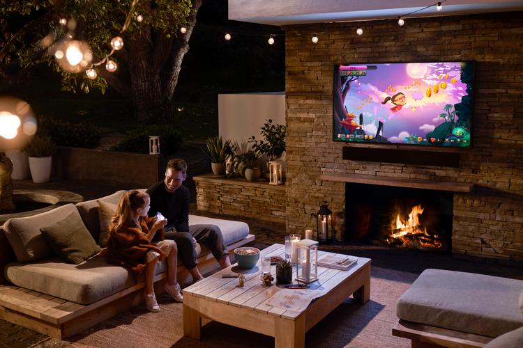 Samsung launches its first outdoor TV 'The Terrace'