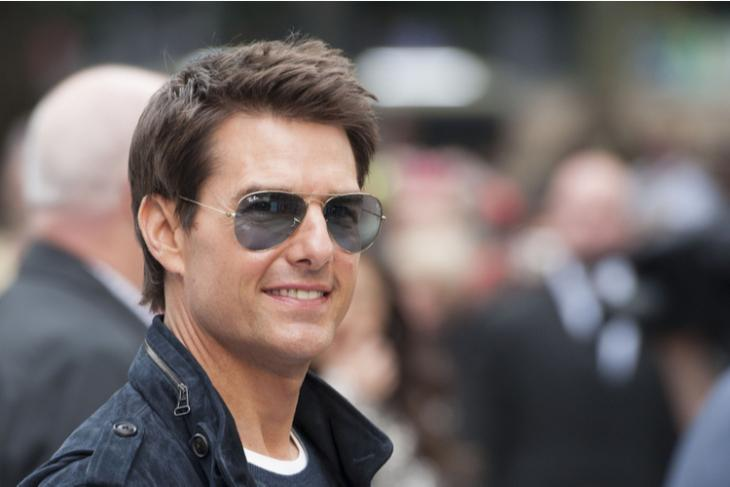 Tom Cruise spaceX feat.
